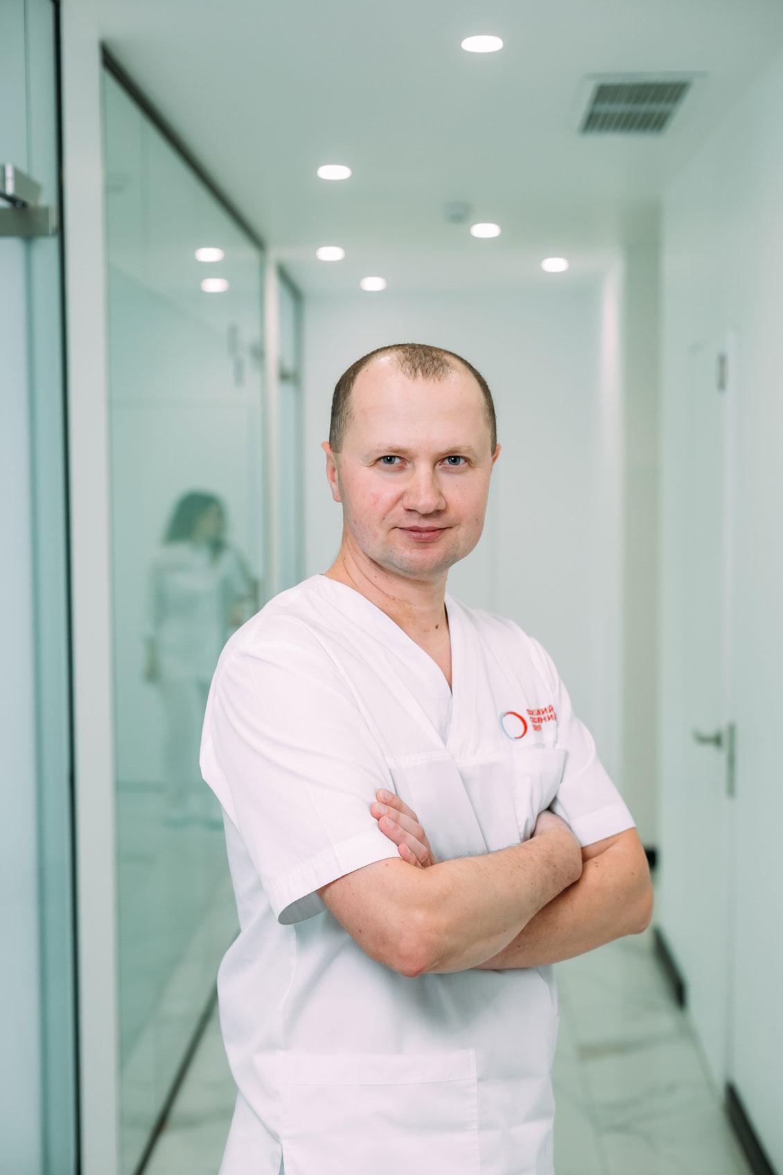 Олиник Юрий Васильевич