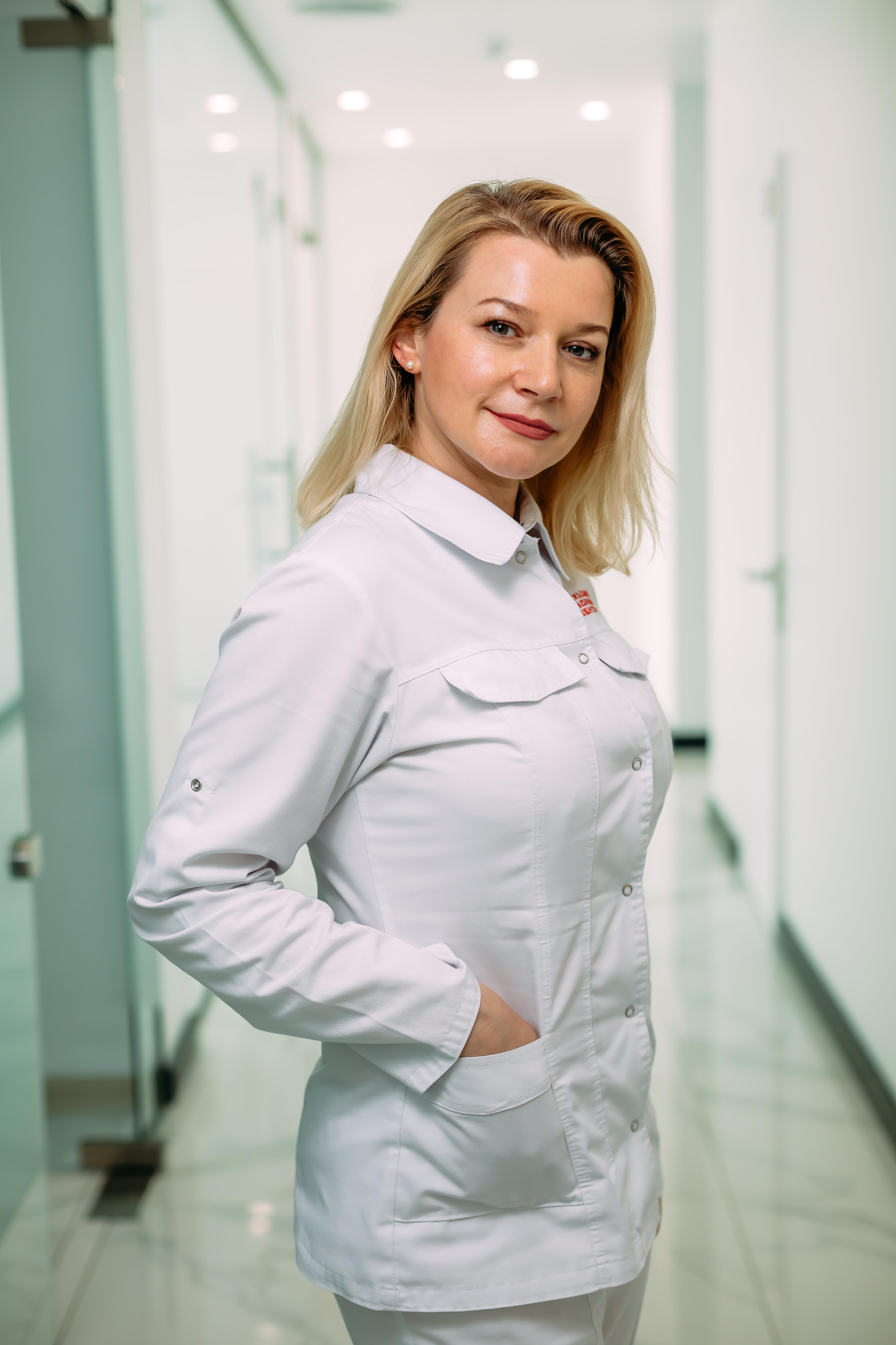 Галімова Олена Олегівна