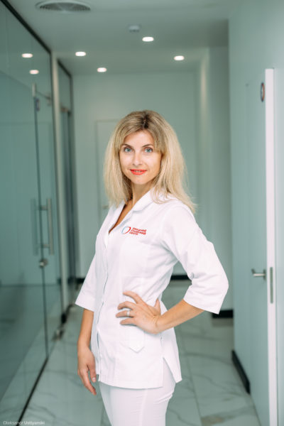 Савіна Інна Георгіївна