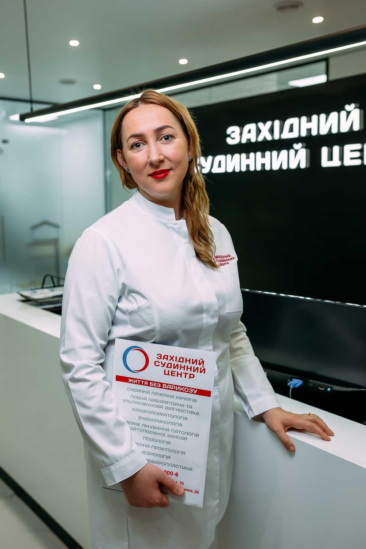 Моргун Юлія Володимирівна