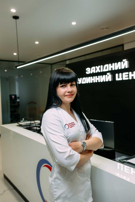 Шелест Олена Василівна